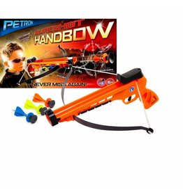 JVD  Petron Sureshot ‐Kids Pistol X-Bow - Crossbow