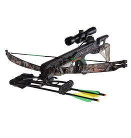 JVD  Hori-Zone Crossbow Package Deluxe Rage-X - camo