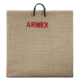 Armex Zielmatte aus Stroh 60 x 60 cm