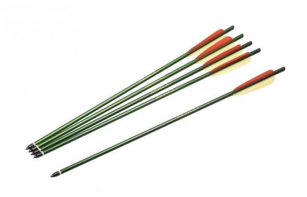 """Armex X-Bow aluminum arrow 20"""" - 5 pc"""