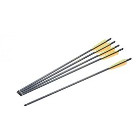 "Armex X-Bow carbon arrow 22"" - 5 pc"