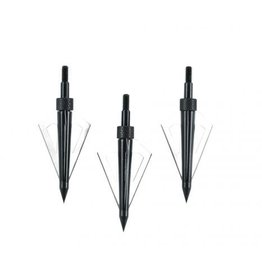 Armex X-Bow Arrowhead with screw point - 3 pc