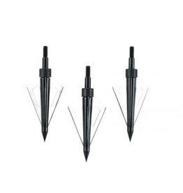 Armex X-Bow Pfeilspitzen mit Gewinde - 3 Stück