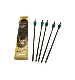 "Barnett X-Bow carbon arrow 18"" - 5 pc"
