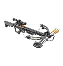 EK-Archery Compound Armbrust X-Bow Torpedo - Set - schwarz