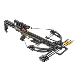EK-Archery Compound Armbrust X-Bow Ballistic 370 - Set - camo