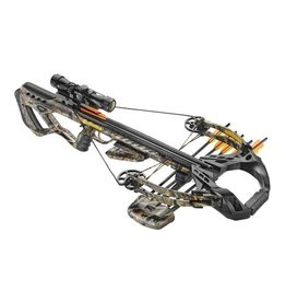 EK-Archery Compound Armbrust X-Bow Guillotine-X - Set - camo