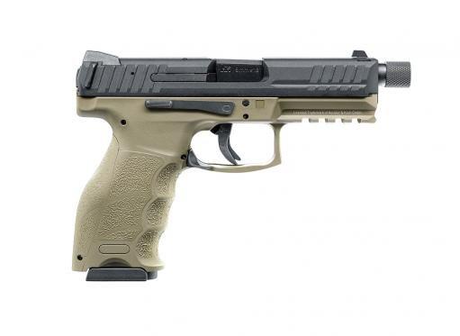 H&K VP9 Tactical GBB - 1,0 Joule - dark earth