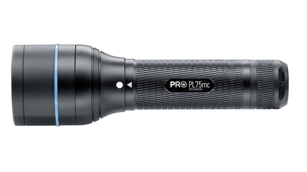 Walther Pro Flashlight PL75 MC - Multicolor - 210 Lumen