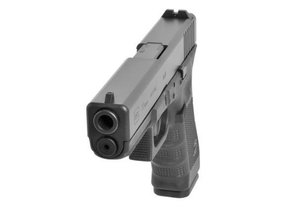 Glock 17 Gen 4 GBB – 1,0 Joule – schwarz