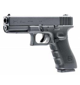 Glock 17  DX GBB – 1,0 Joule – black incl. Glock Guncase