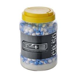 Umarex T4E CB 50 Chalk Balls 1,05 g - Cal. 50 - 2 x 250 pc