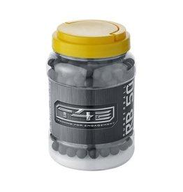 Umarex T4E RB 50 Black Rubber Balls 1,48 g - Kal. 50 - 500 Stück