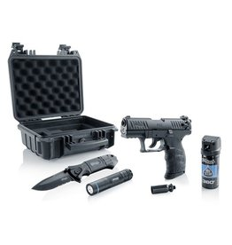 Walther P22Q 9 mm P.A.K. - R2D Kit