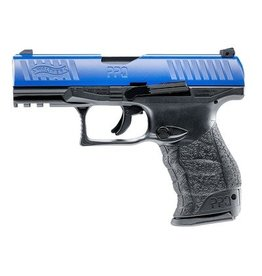 Walther PPQ M2 T4E Kal. 43 LE Co2 RAM - Blau