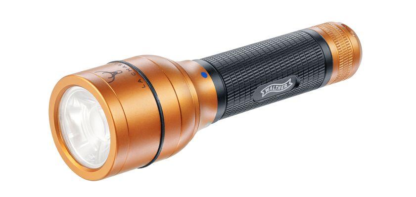 Walther La Chasse Pro Flashlight PL75 MC - Multicolor - 210 Lumen