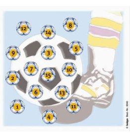 Umarex Lucky Disc Football Targets - 100 pcs
