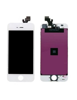 Apple iPhone 5 Scherm Display LCD  Zwart / Wit