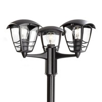 Buitenlamp Windshire paal groot