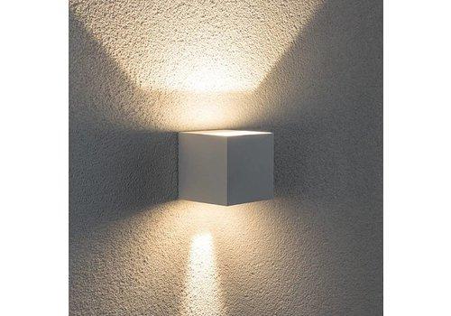 Paulmann Wandlamp Cybo LED wit verstelbare bundel
