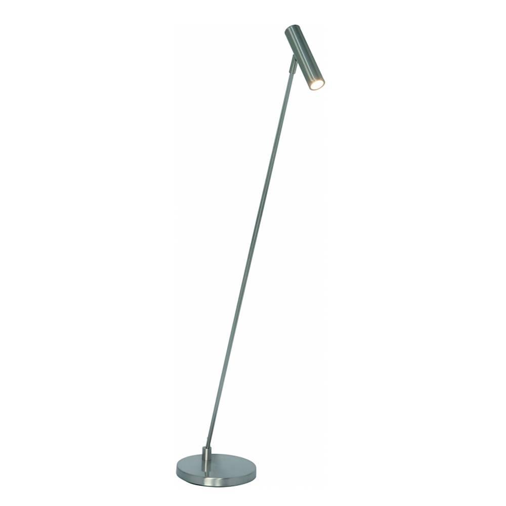 Freelight Vloerlamp Arletta LED mat chroom