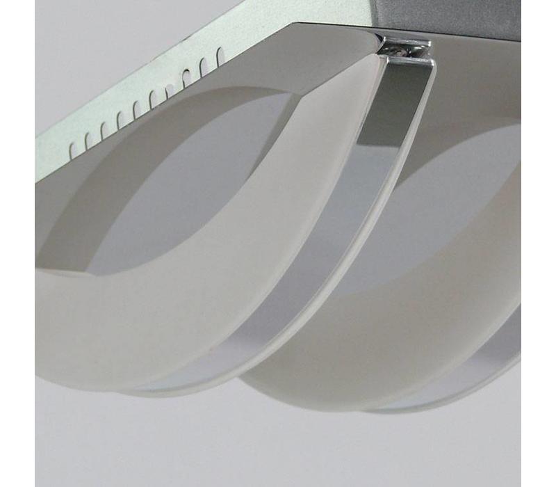 Plafondlamp Crooked LED 10 Watt