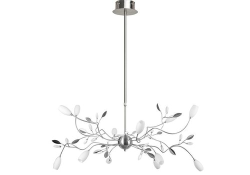 Highlight Hanglamp Grosseto staal H5369.00