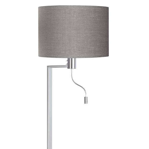 Highlight Vloerlamp London LED grijs