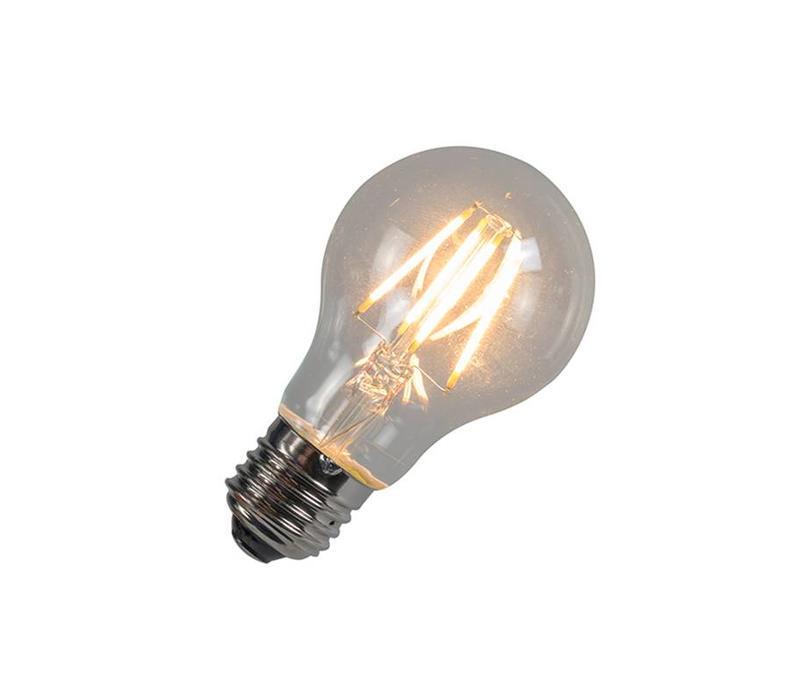 LED E27 lamp 4 Watt filament