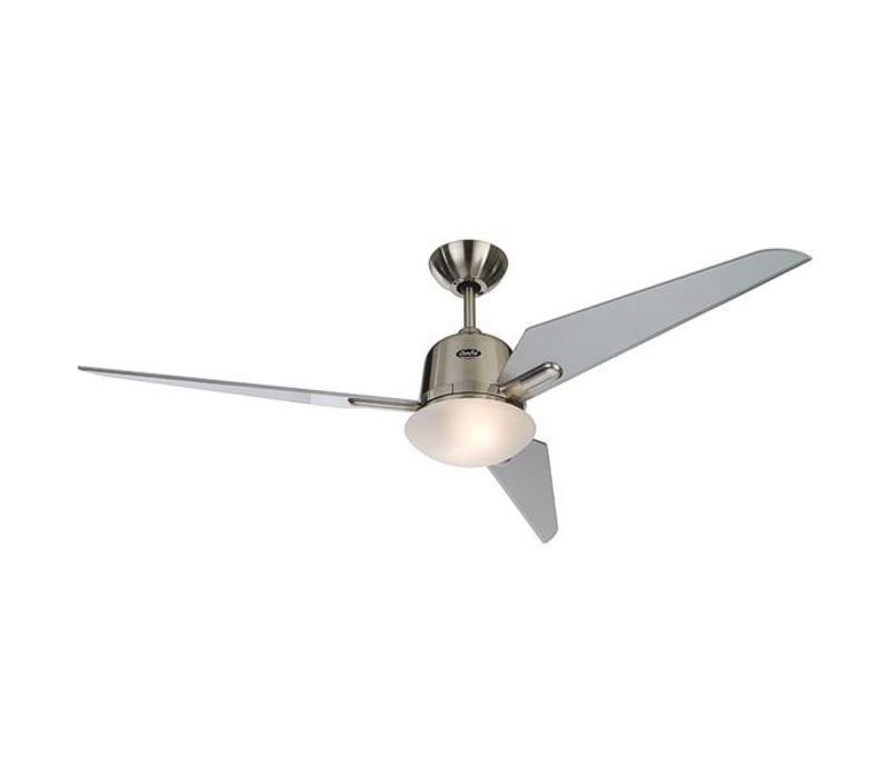 Plafondventilator Fly mat-chroom
