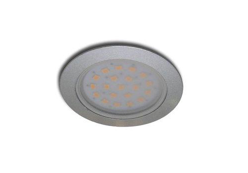 Kelpa Inbouwspot Belfast LED cabinet grijs