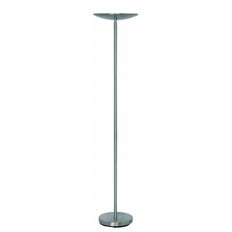 Freelight Vloerlamp Carisolo LED mat chroom