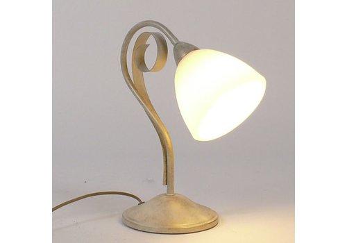 LAM Tafellamp ViaDese 1 lichts ivory