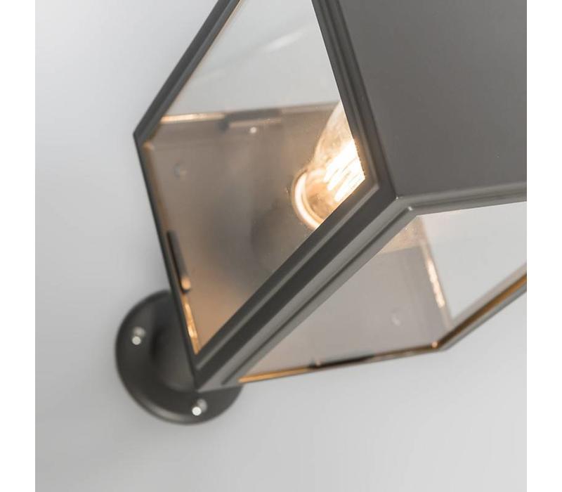 Buitenlamp Bladel paal