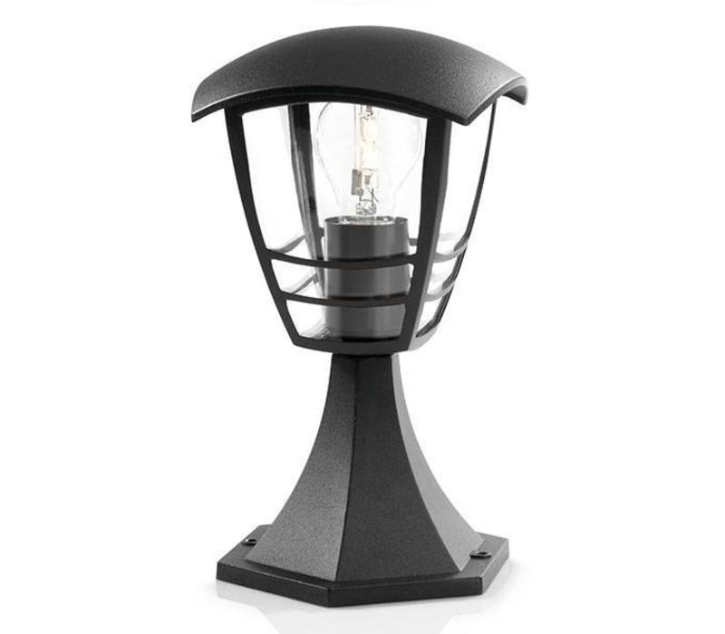 Buitenlamp Windshire paal klein