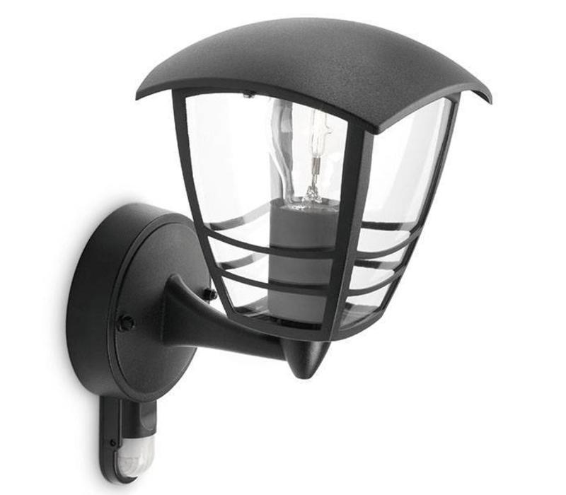 Buitenlamp Windshire wand sensor