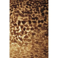 Hanglamp schelp Wangi Gold bol 40 cm