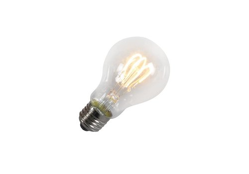 Lamponline LED E27 lamp 3 Watt gedraaid filament