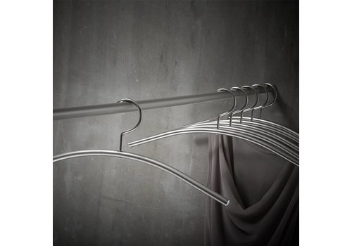 Bijnen Kapstok hangers INOX 107