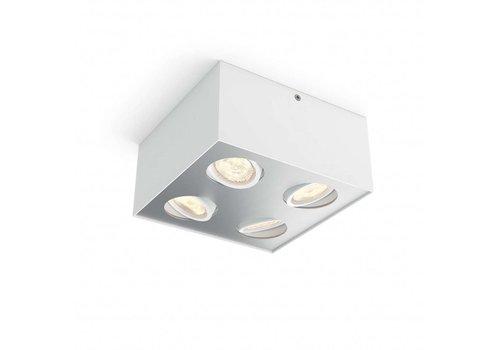 Philips Spot Box 4 lichts wit