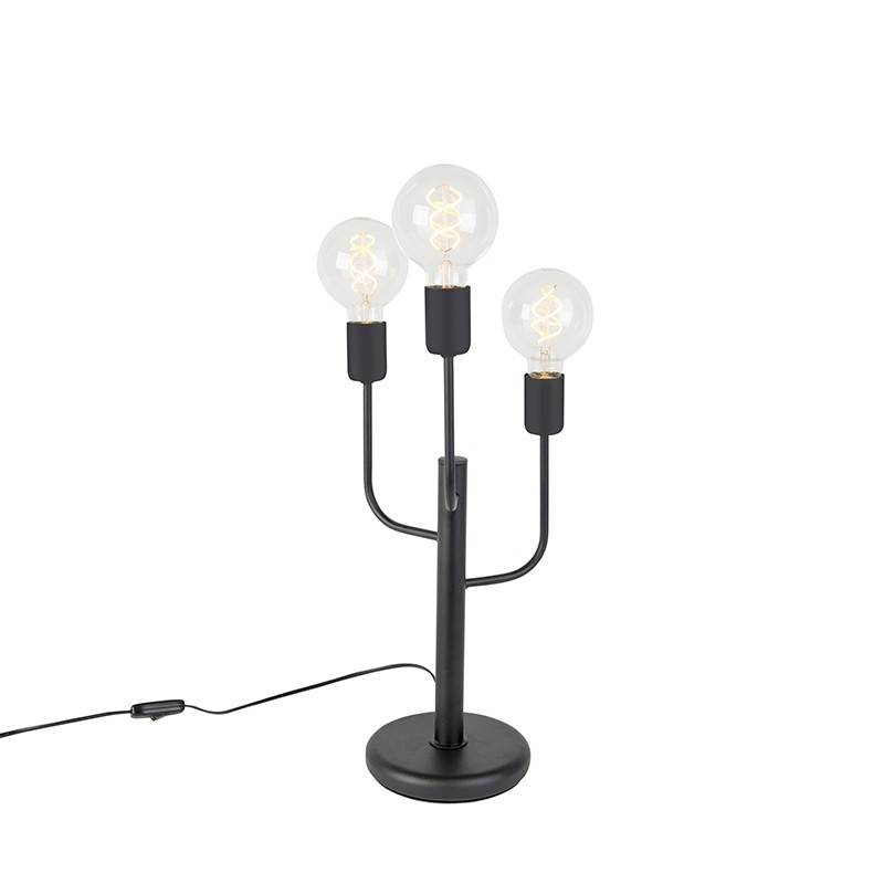 Qazqa Tafellamp Facile