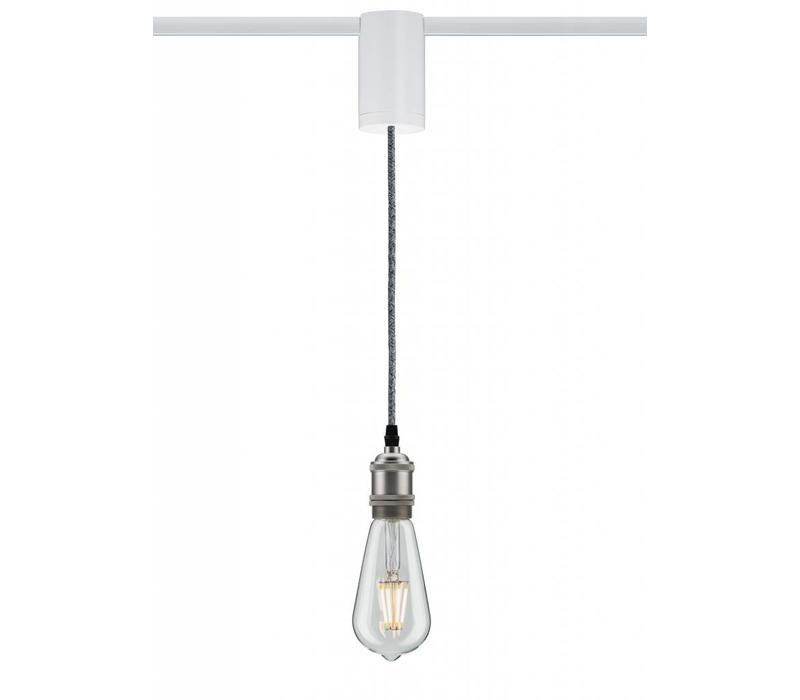 Hanglamp adapter wit