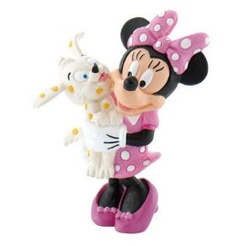 Bullyland Disney Minnie Mouse met hondje
