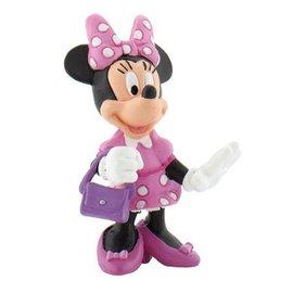 Bullyland Minnie Maus mit Handtasche