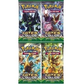 The Pokemon Company Pokemon booster Fates Collide