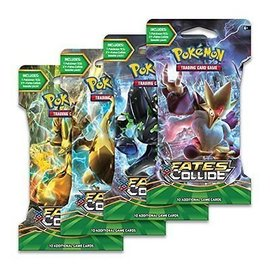 The Pokemon Company Pokemon sleeved booster Fates Collide