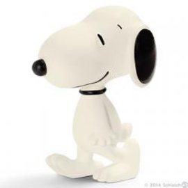Schleich Peanuts Snoopy lopend