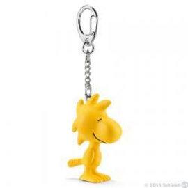 Schleich Peanuts Woodstock Keychain