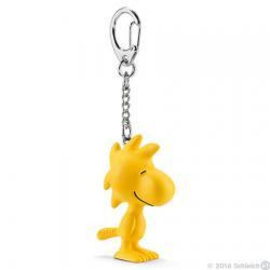 Schleich Peanuts Woodstock Sleutelhanger