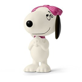 Schleich Peanuts Belle exited